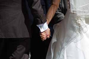 love hand married