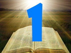 numerology-bible-number-one