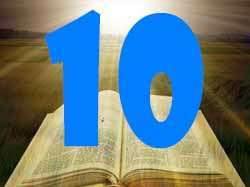 numerology bible number 10