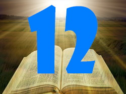 numerology bible number 12