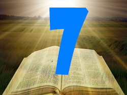 numerology bible number 7