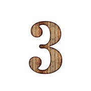 number 3, numerology